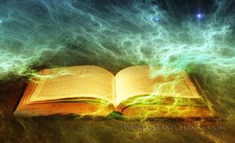 우주 안에 있는 성경