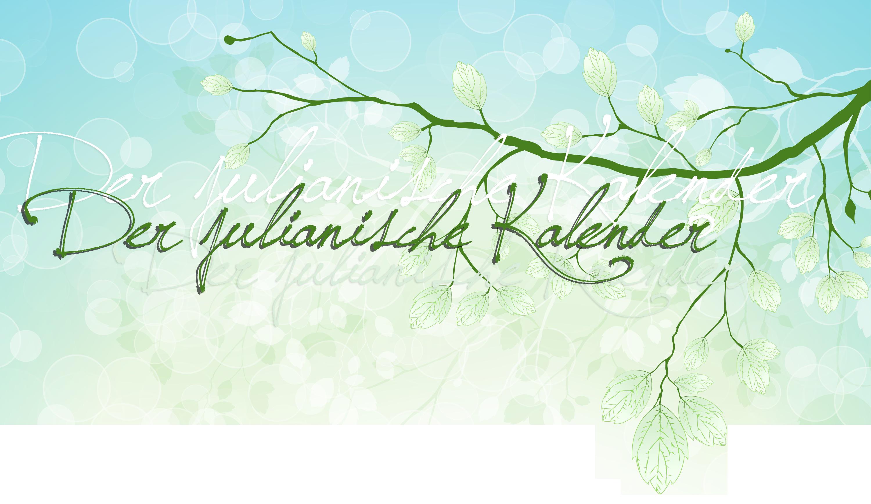 Der julianische Kalender