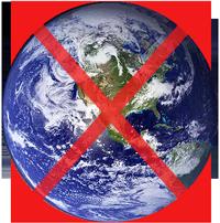 La Terre n'est pas un globe (boule)