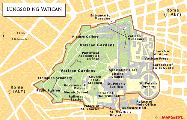 Lungsod ng Vatican