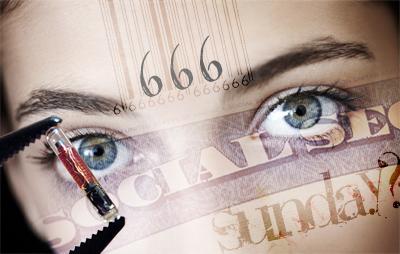 माथे पर 666