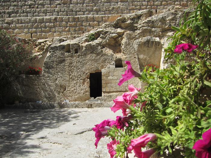 Grădina Mormântului.