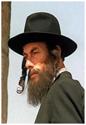 Jüdischer Rabbi