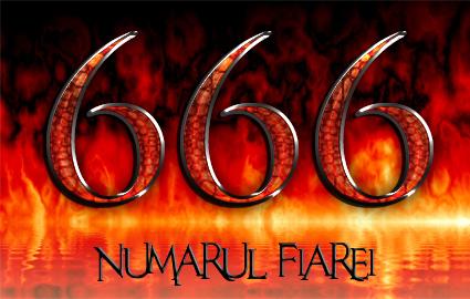666= Numărul Fiarei