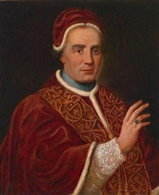 Pous Clement XIV
