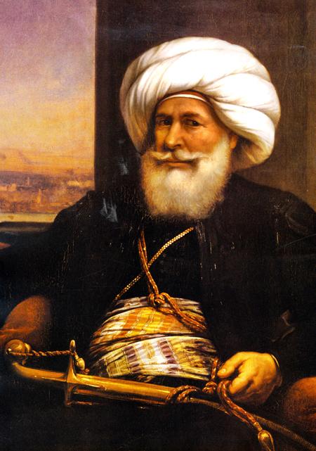 محمد علي باشا مسعود بن آغا