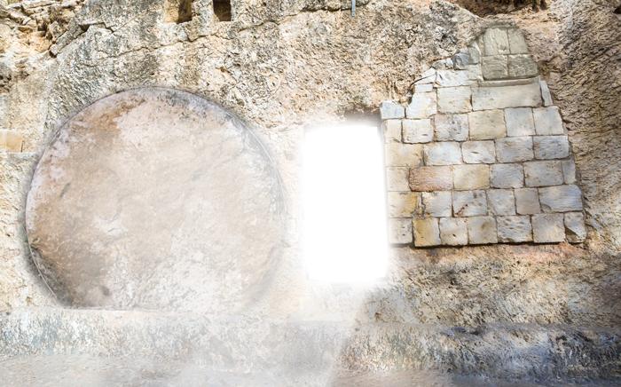 그분은 여기 계시지 않는다! 그분은 부활하셨다!