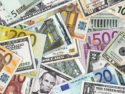 Monnaies du monde (dollars américains, euros, etc)