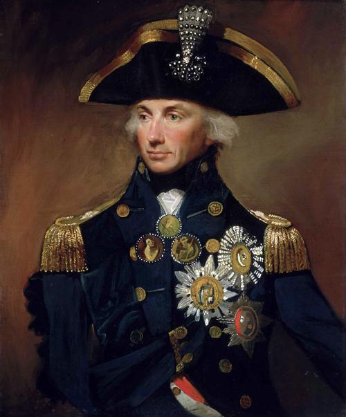 霍雷肖·納爾遜上將