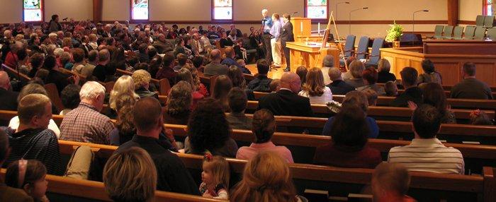 Gottesdienstversammlung