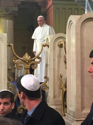 教皇弗朗西斯和犹太人