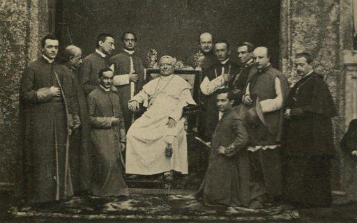البابا بيوس التاسع