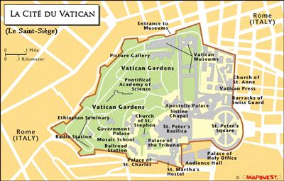 La Cité-État du Vatican