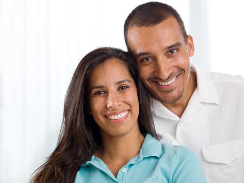 زوجان من الشرق الأوسط