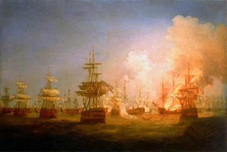 尼羅河戰役