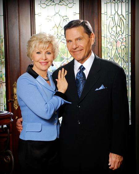 Kenneth und Gloria Copeland