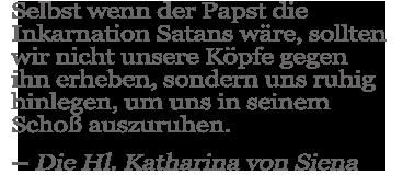 Catherine of Siena Quote