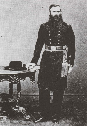 Brigadier General Thomas M. Harris