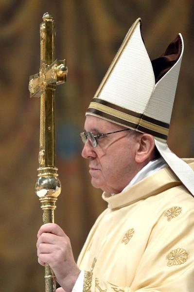 Papang Heswita, Francis I – ang Huling Papa