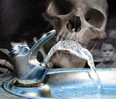 Fluorid ist Gift
