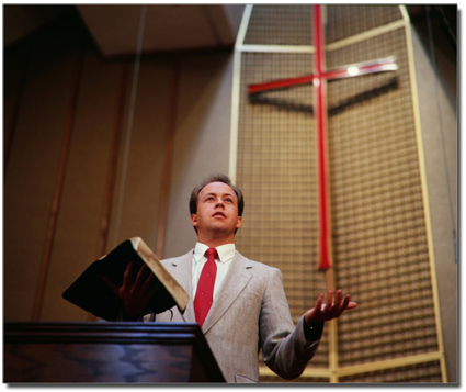 Evangelikaler Prediger