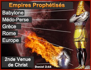 Daniel 2 - statue de Nabuchodonosor (Nabuchadnetsar)