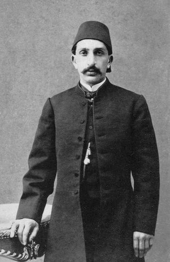 Sultan Abdul Hamid II.