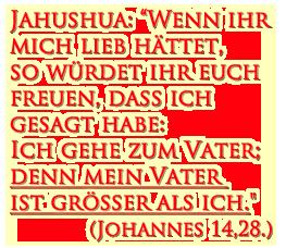 Johannes 14,28