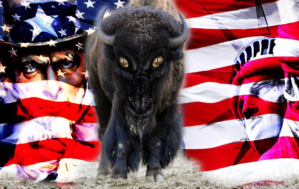 Das Tier aus der Erde: Die USA in der biblischen Prophetie