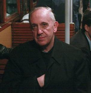 Francis sebelum menjadi paus