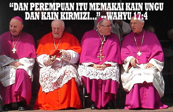 ungu dan kirmizi - wahyu 17:4