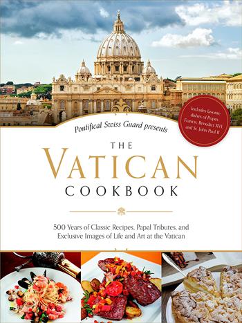 buku resep vatican