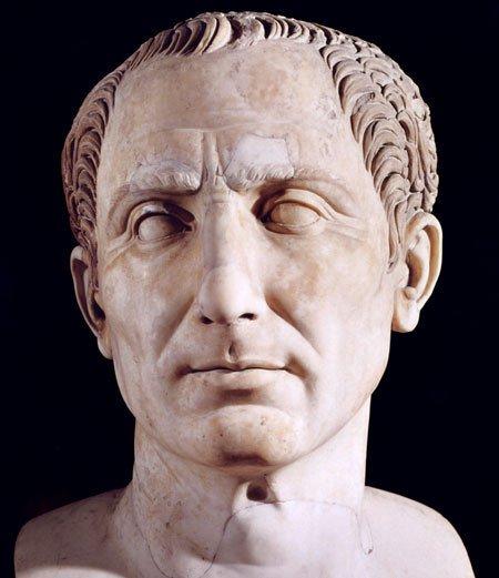 Julius Caesar-staty