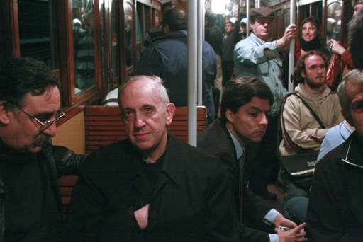 Paa ng Leon ni Pope Francis