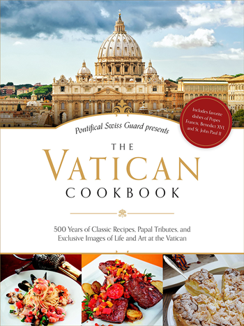 vatican cookbook