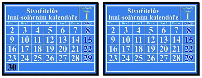 luni-solární kalendář