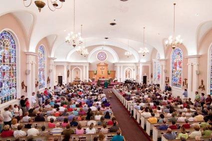 kongregasyon ng simbahan