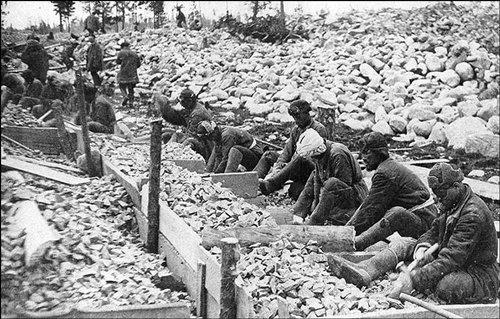 معسكرات العمل