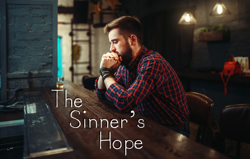 The Sinner's Hope: This man receives sinners!