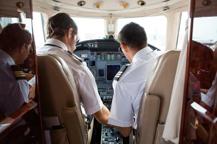 pilot a kopilot