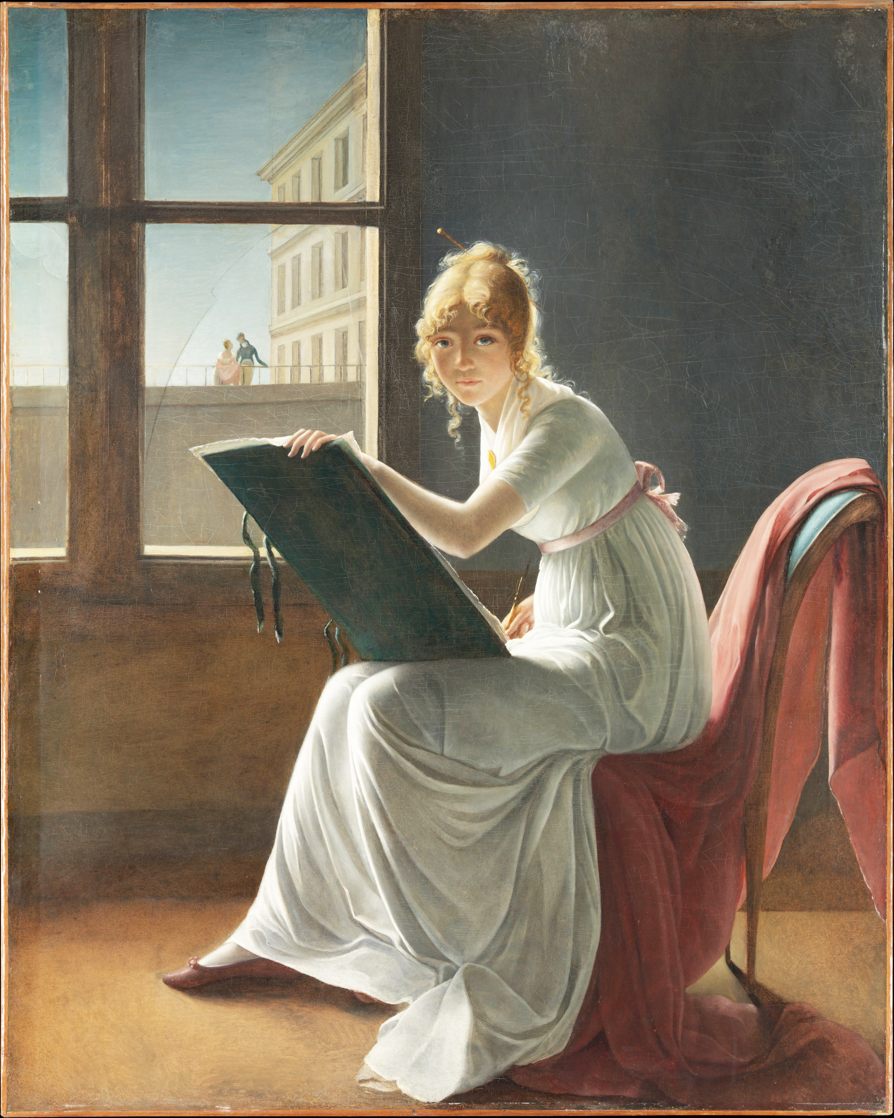 Marie Joséphine Charlotte du Val d'Ognes (1786–1868) 1801 Marie Denise Villers French