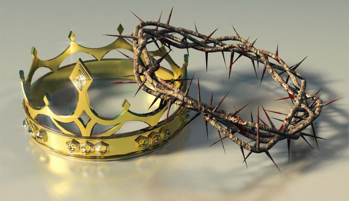 melchizedek crowns