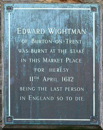 Edward Wightman