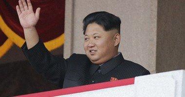 رئيس كوريا الشمالية كيم جونج أون