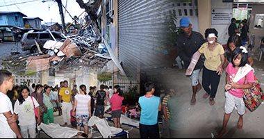 قتلى ومصابون جراء زلزال بقوة 6.5 درجة ضرب جنوب الفلبين