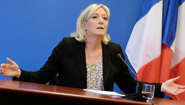 لوبان تعرض خطتها لخروج فرنسا من الاتحاد الأوروبي