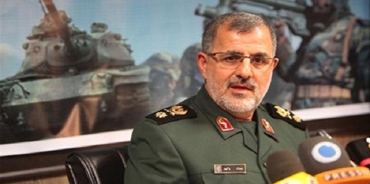 """قائد بالحرس الثوري: إيران مستعدة لتوجيه """"صفعة على الوجه"""" لأمريكا"""