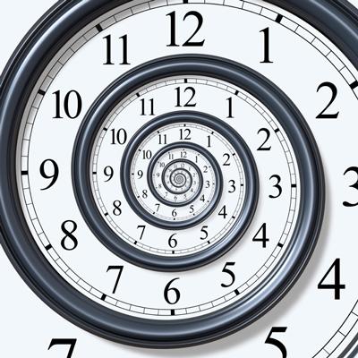 دوامة على مدار الساعة