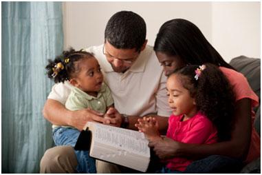 أعياد الخريف - أسرة تدرس الكتاب المقدس