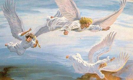 رسائل الملائكة الثلاثة